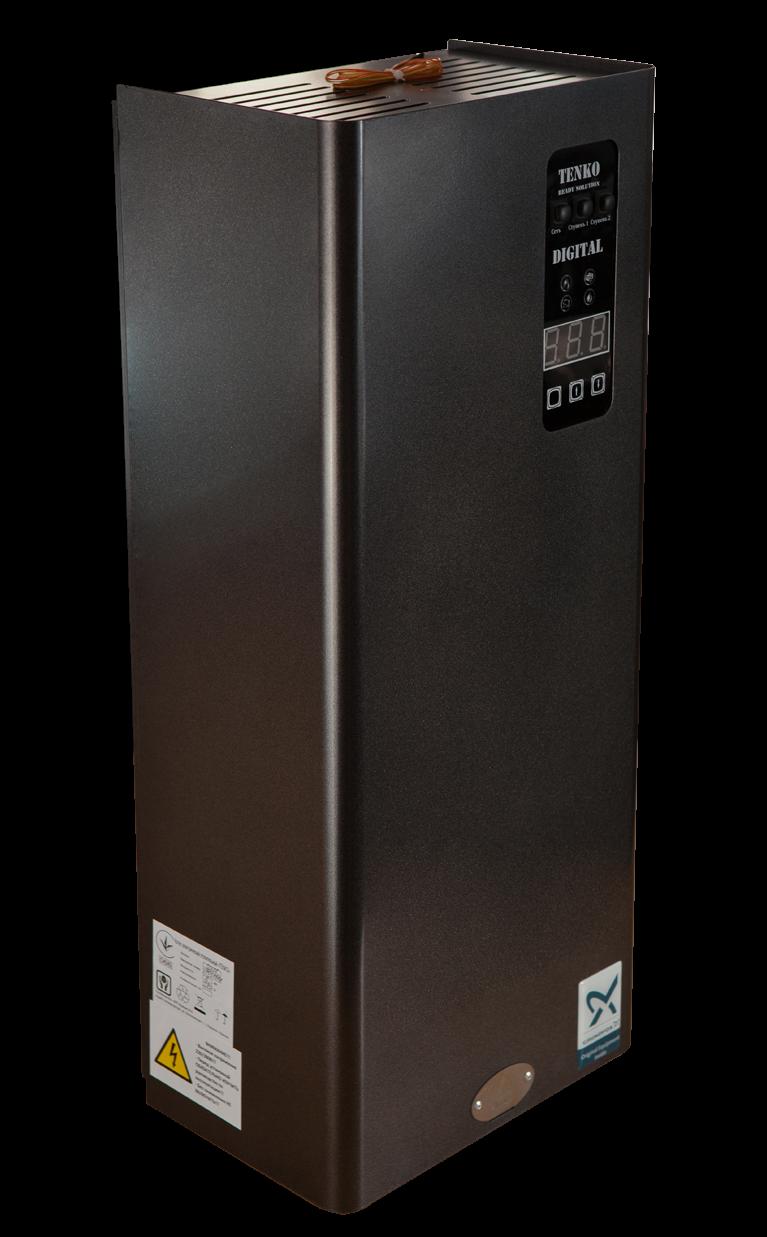 купить Котел Tenko Cтандарт Digital 380 Grundfos - 1
