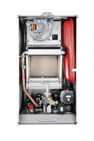купить Котёл газовый двухконтурный 14 кВт BAXI ECO Compact 14 Fi - 1