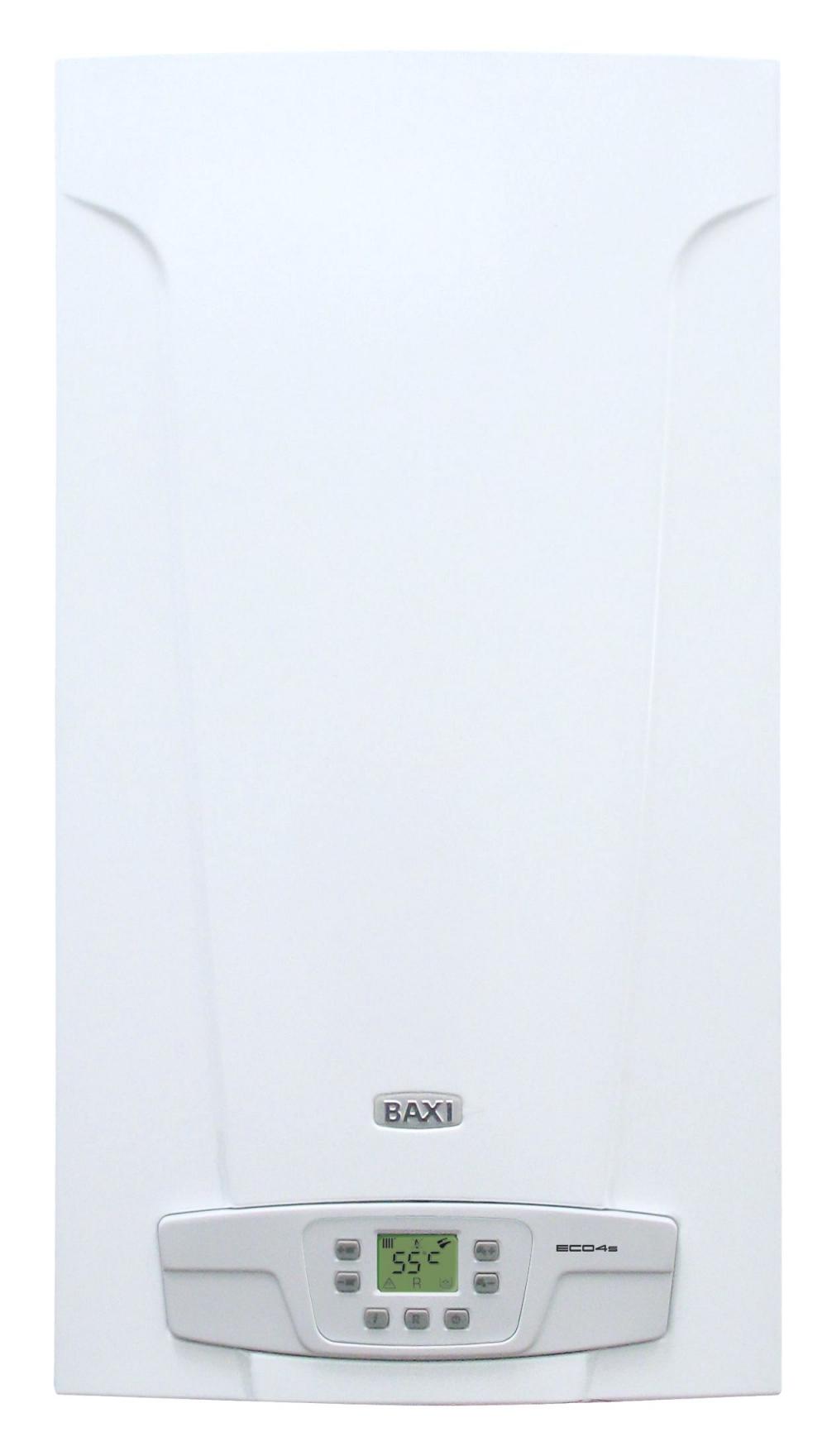 двухконтурный газовый котел бакси 24 квт инструкция